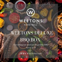 Weetons BBQ Box Deluxe