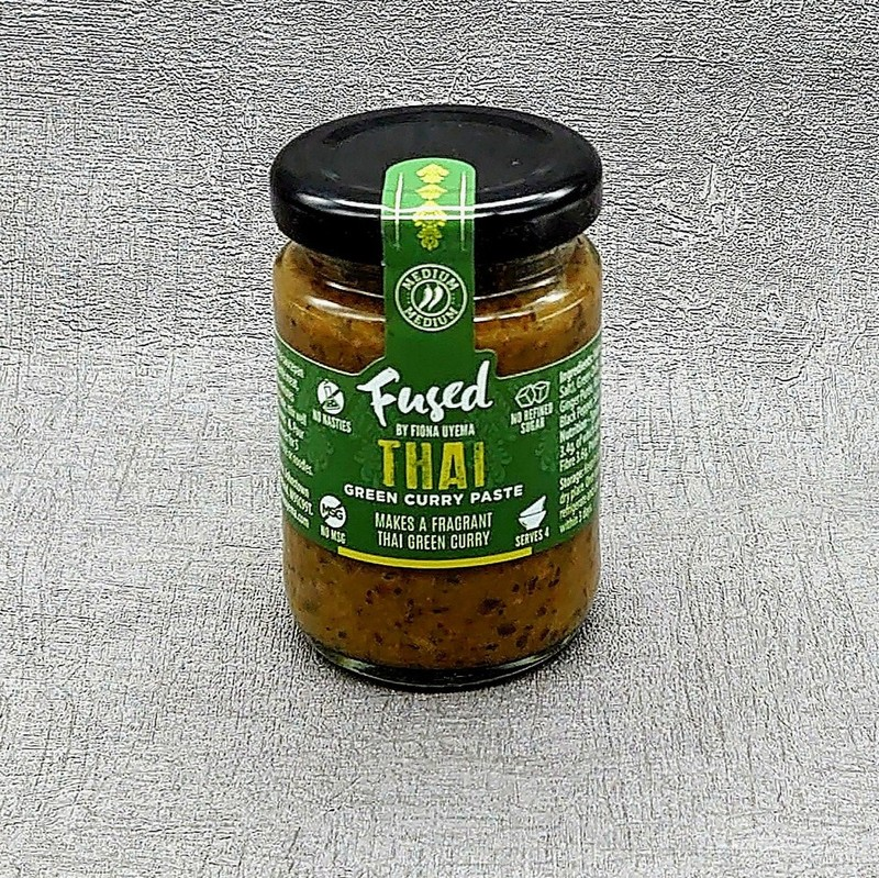 Fused Thai Green Curry Paste
