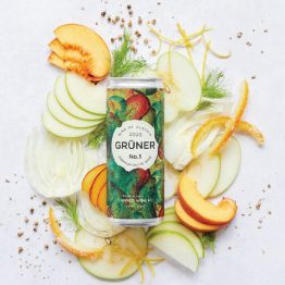 CANNED WINE CO. GRUNER No.1