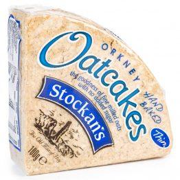 Stockan's Thin Oatcakes