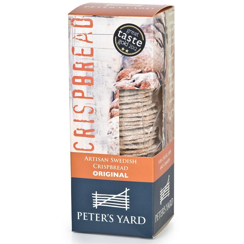 Peters Yard Artisan Mini Swedish Crispbread