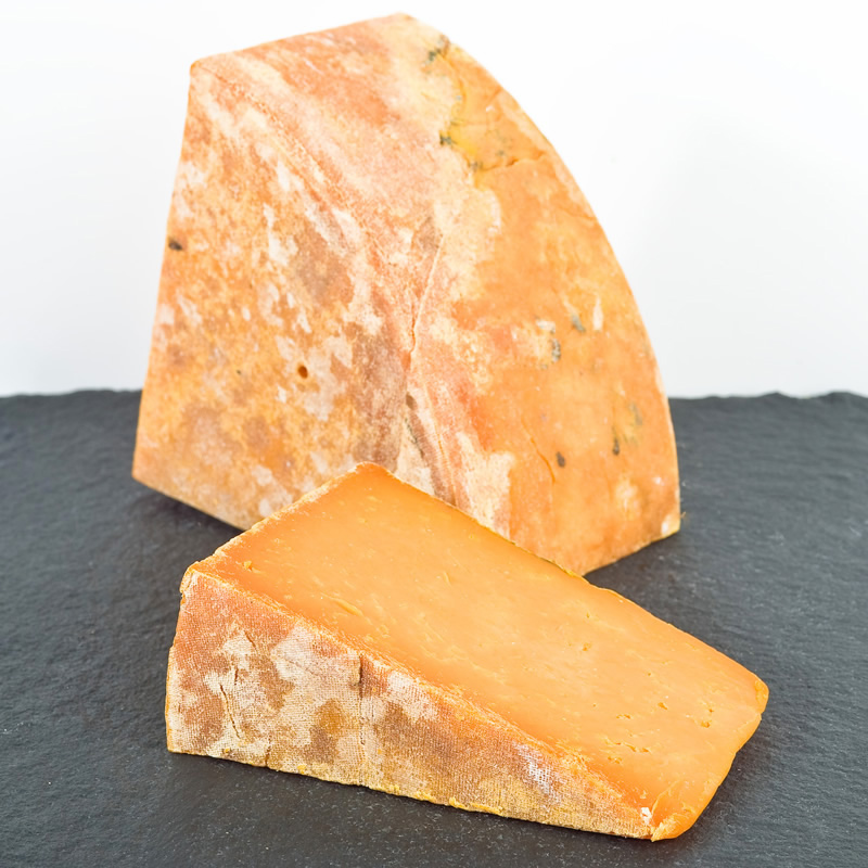 Thomas Aged Red Leicester