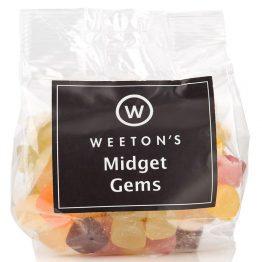 Weetons Midget Gems Bag