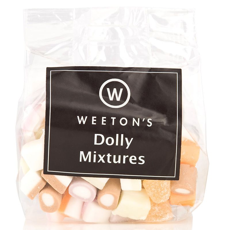 Weetons Dolly Mixtures Bag