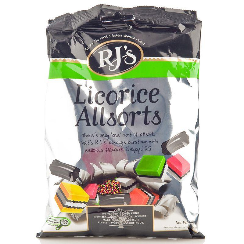 Rj's Licorice Allsorts