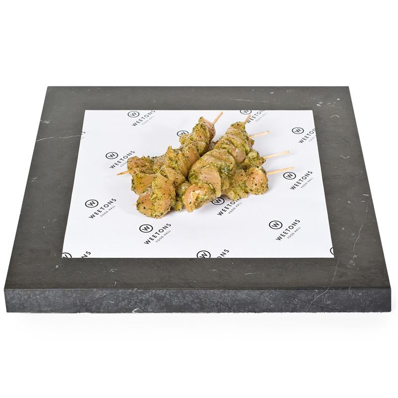 Chicken Skewer in Garlic & Herb Marinade