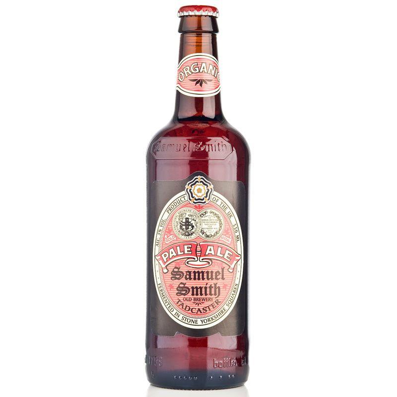 Samuel Smith's Organic Pale Ale 550ml