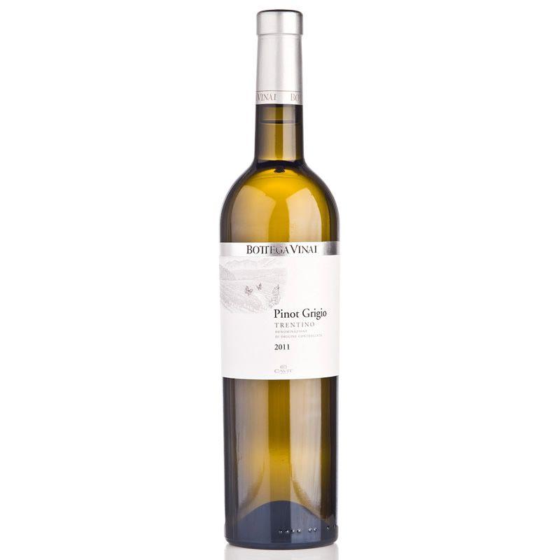 Bottega Vinai Pinot Grigio Wine