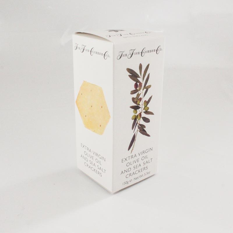 Fine Cheese Co. Olive Oil & Sea Salt Cracker