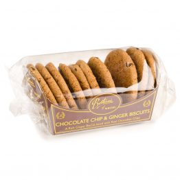 Botham's of Whitby Chocolate Chip and Ginger Biscuits