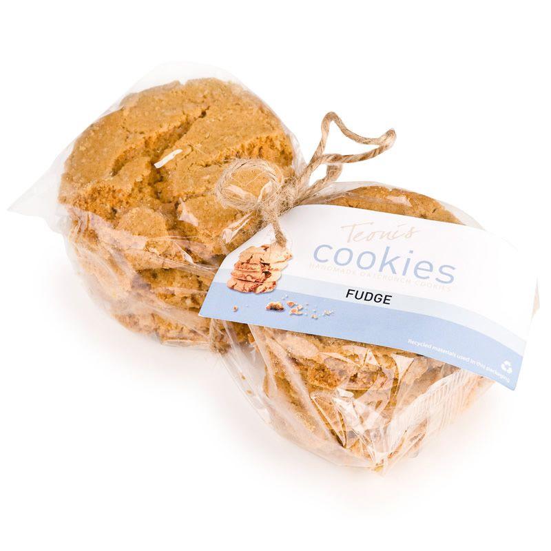 Teoni's Fudge Cookies