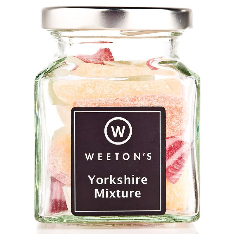 Weetons Yorkshire Mixture Jar