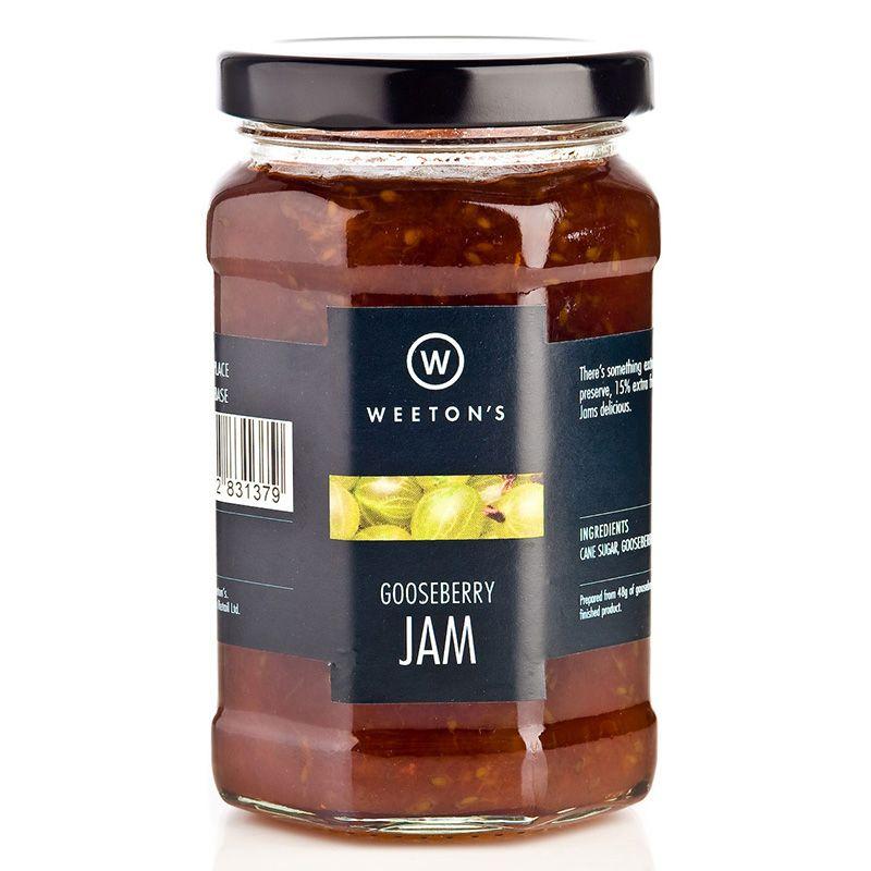 Weetons Gooseberry Jam