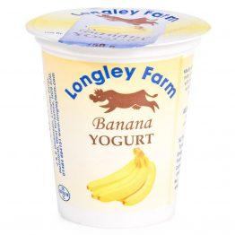 Longley Farm Banana Yoghurt