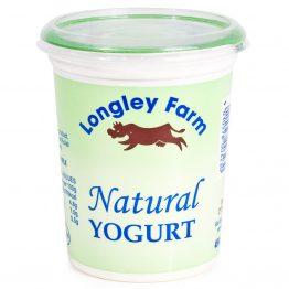 Longley Farm Natural Yoghurt