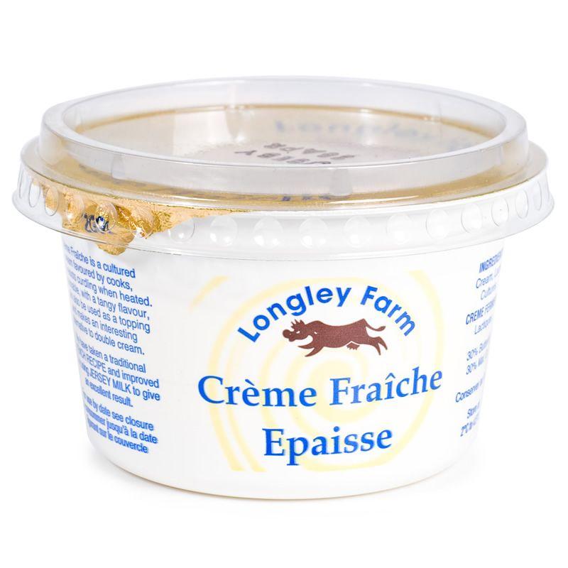 Longley Farm Creme Fraiche