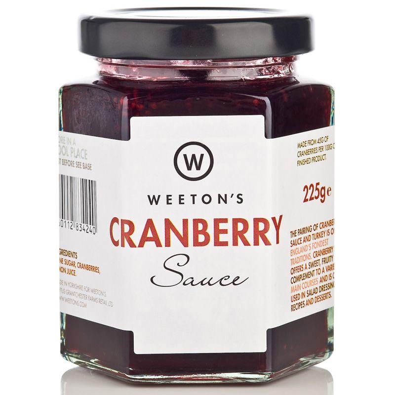 Weetons Cranberry Sauce