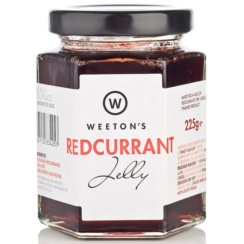 Weetons Redcurrent Jelly
